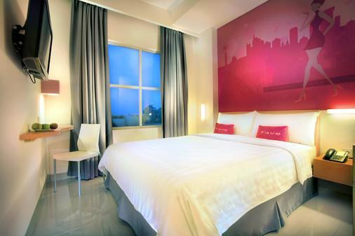 克芒費夫酒店 - 雅加達 - 南雅加達 - 臥室
