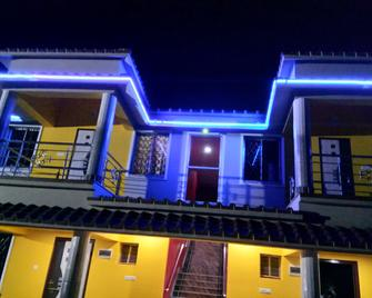 Asian Grand Villa - Bolpur - Building