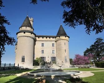 Château de Mercuès - Mercues - Building