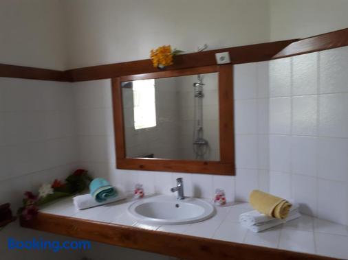 Village Le Pre - Terre-de-Haut - Bathroom