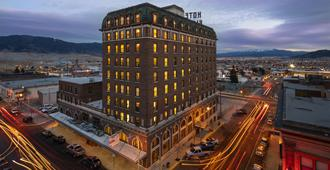 Finlen Hotel And Motor Inn - Butte