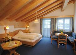 Hotel Camona und Apart Walserhof - Samnaun - Makuuhuone