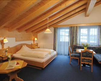 Hotel Camona und Apart Walserhof - Samnaun - Bedroom