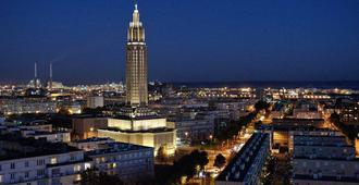 Novotel Le Havre Centre Gare - Le Havre - Outdoor view