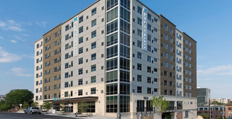 Hyatt House Austin/Downtown - Austin - Building