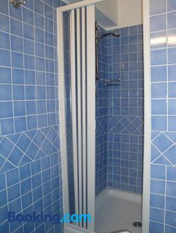 聖十字酒店 - 佛羅倫斯 - 佛羅倫斯 - 浴室