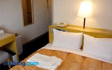 Hotel Crown Hills Yuki - Yūki - Bedroom