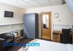 Hotel de Gulden Leeuw - Workum - Bedroom