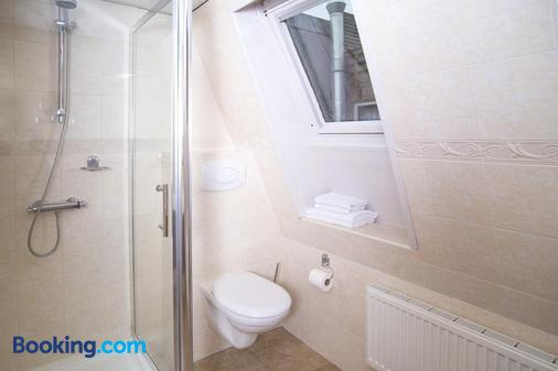Hotel de Gulden Leeuw - Workum - Bathroom
