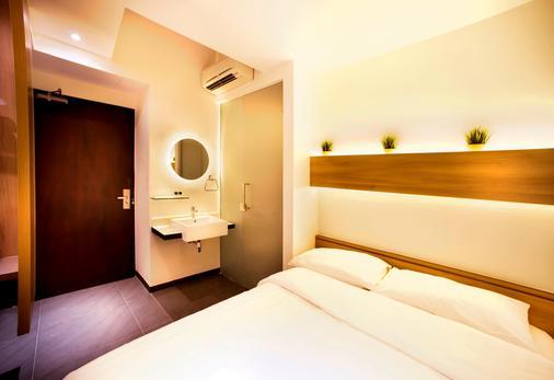 Hotel Nuve - Σιγκαπούρη - Κρεβατοκάμαρα