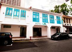 Hotel Nuve - Singapore - Toà nhà