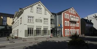 Hotel Reykjavik Centrum - เรคยาวิก - อาคาร