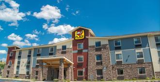 โรงแรมมายเพลซ - มิสซูลา MT - มิสซูลา