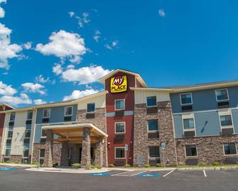 My Place Hotel - Missoula, MT - Missoula - Building