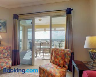 1000 Cinnamon Beach 954 - Palm Coast - Sala de estar