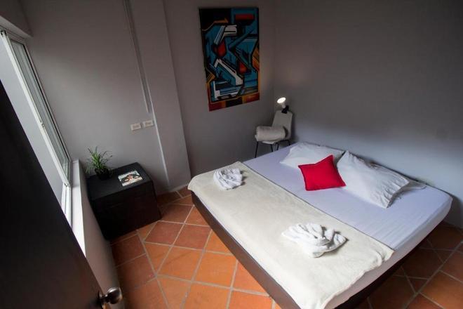 Coolto Art Lodge - Medellín - Bedroom