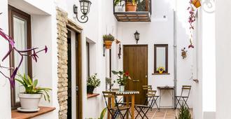 Casa Po - Granada - Patio