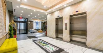 Letap Hotel Near Airtrain Jfk Airport - קווינס - לובי
