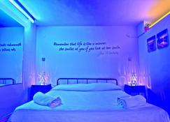 Scilla e Cariddi Bed&Breakfast - Messina - Makuuhuone