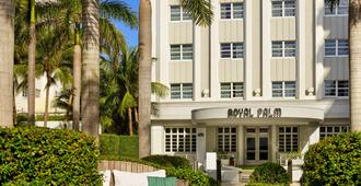 Royal Palm South Beach Miami, A Tribute Portfolio Resort - Bãi biển Miami - Toà nhà