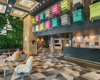 Arte Spa & Park Hotel - Velingrad - Lobby
