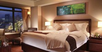 Oakwood Residence Hangzhou - Hangzhou - Bedroom