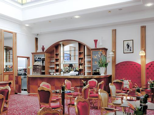 Golden Tower Hotel & Spa - Florence - Bar