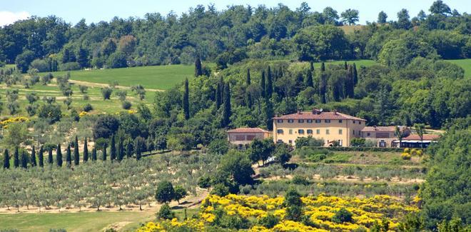 Relais Palazzo Di Luglio - Sansepolcro - Vista del exterior
