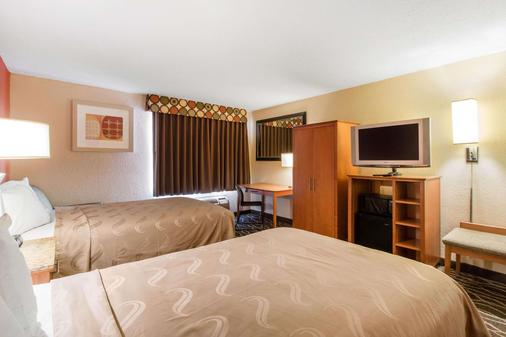 Quality Inn and Suites I-35 near ATT Center - San Antonio - Phòng ngủ