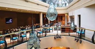 Howard Johnson Plaza by Wyndham Florida Street - בואנוס איירס - מסעדה