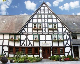 Forellenhof Poggel - Eslohe - Building