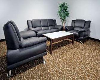 Baymont by Wyndham East Windsor Bradley Airport - East Windsor - Living room