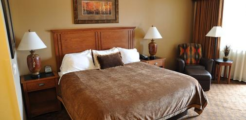 The Lodge at Deadwood Gaming Resort - Deadwood - Schlafzimmer