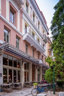 Emporikon Athens Hotel - Αθήνα - Κτίριο