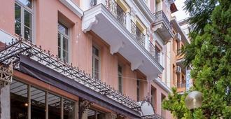 Emporikon Athens Hotel - Atenas - Edificio