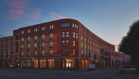 漢堡伯格多夫華美達酒店 - 漢堡 - 漢堡 - 建築