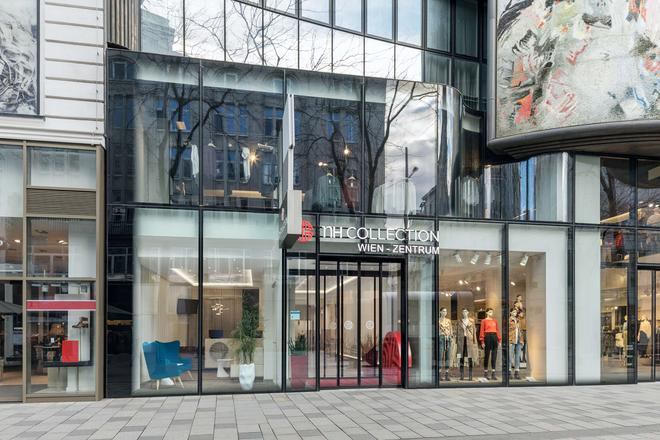 NH Collection Wien Zentrum - Βιέννη - Κτίριο