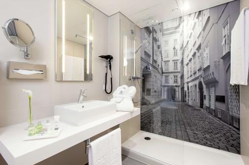 維也納市中心 NH 精選酒店 - 維也納 - 維也納 - 浴室