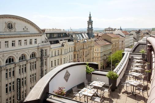 維也納市中心 NH 精選酒店 - 維也納 - 維也納 - 陽台