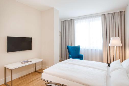 維也納市中心 NH 精選酒店 - 維也納 - 維也納 - 臥室
