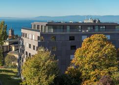 Hôtel Des Patients - Lausanne - Rakennus