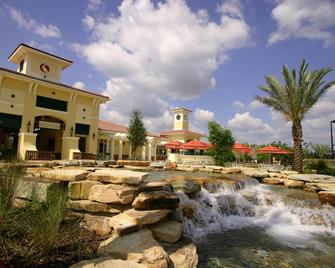 Holiday Inn Club Vacations At Orange Lake Resort - Four Corners - Wohnzimmer