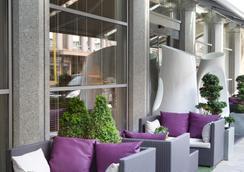 Auteuil Manotel - Geneva - Lounge