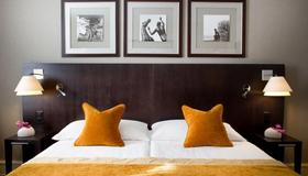 奧特爾酒店 - 日內瓦 - 日內瓦 - 臥室