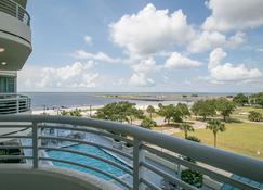 Ocean Club 301 - Biloxi - Balcón