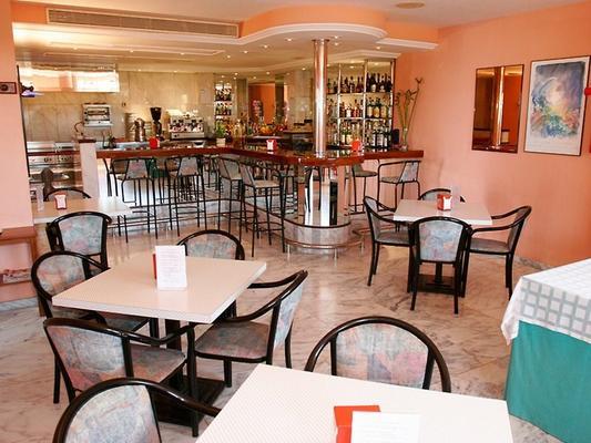 莫林斯公園旅舍 - 依比薩 - 伊維薩鎮 - 酒吧