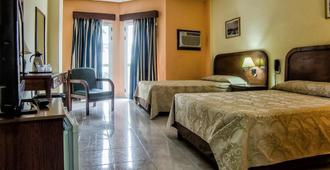 Hotel Lido - Havana - Bedroom