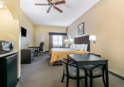 Days Inn by Wyndham Baytown East - Baytown - Schlafzimmer