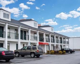 Econo Lodge Greenville - Greenville - Building