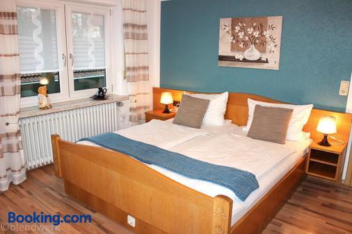 Pension Weigert - Bodenmais - Bedroom